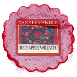 Vonn� vosk Red Apple Wreath